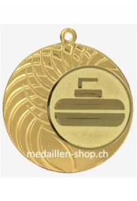 MEDAILLE CURLING G-LAG-X-84-Curl