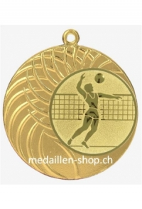 MEDAILLE VOLLEYBALL G-LAG-X-84-622