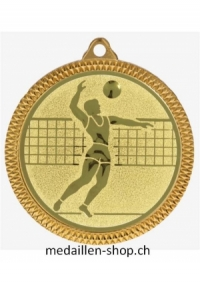 MEDAILLE VOLLEYBALL G-LAG-X-87-622