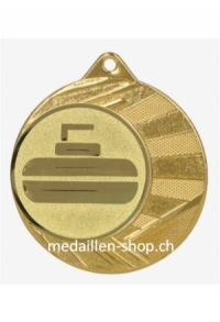 MEDAILLE CURLING G-LAG-X-93-curl