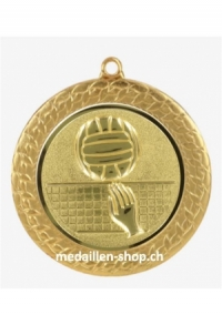 MEDAILLE VOLLEYBALL G-LAG-X-95-717