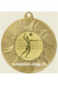 MEDAILLE VOLLEYBALL G-LAG-X-96-622