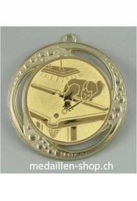 MEDAILLE BILLARD G-LAG-X-101-309