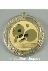 MEDAILLE TISCHTENNIS G-LAG-X-101-729