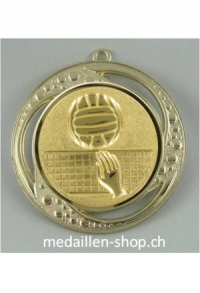 MEDAILLE VOLLEYBALL G-LAG-X-101-717