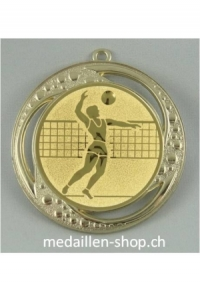MEDAILLE VOLLEYBALL G-LAG-X-101-622