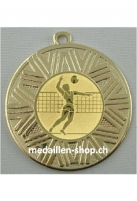 MEDAILLE VOLLEYBALL G-LAG-X-100-622