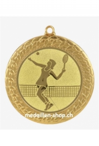 MEDAILLE TENNIS, 70 mm