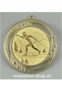 MEDAILLE LANGLAUF, 70 mm